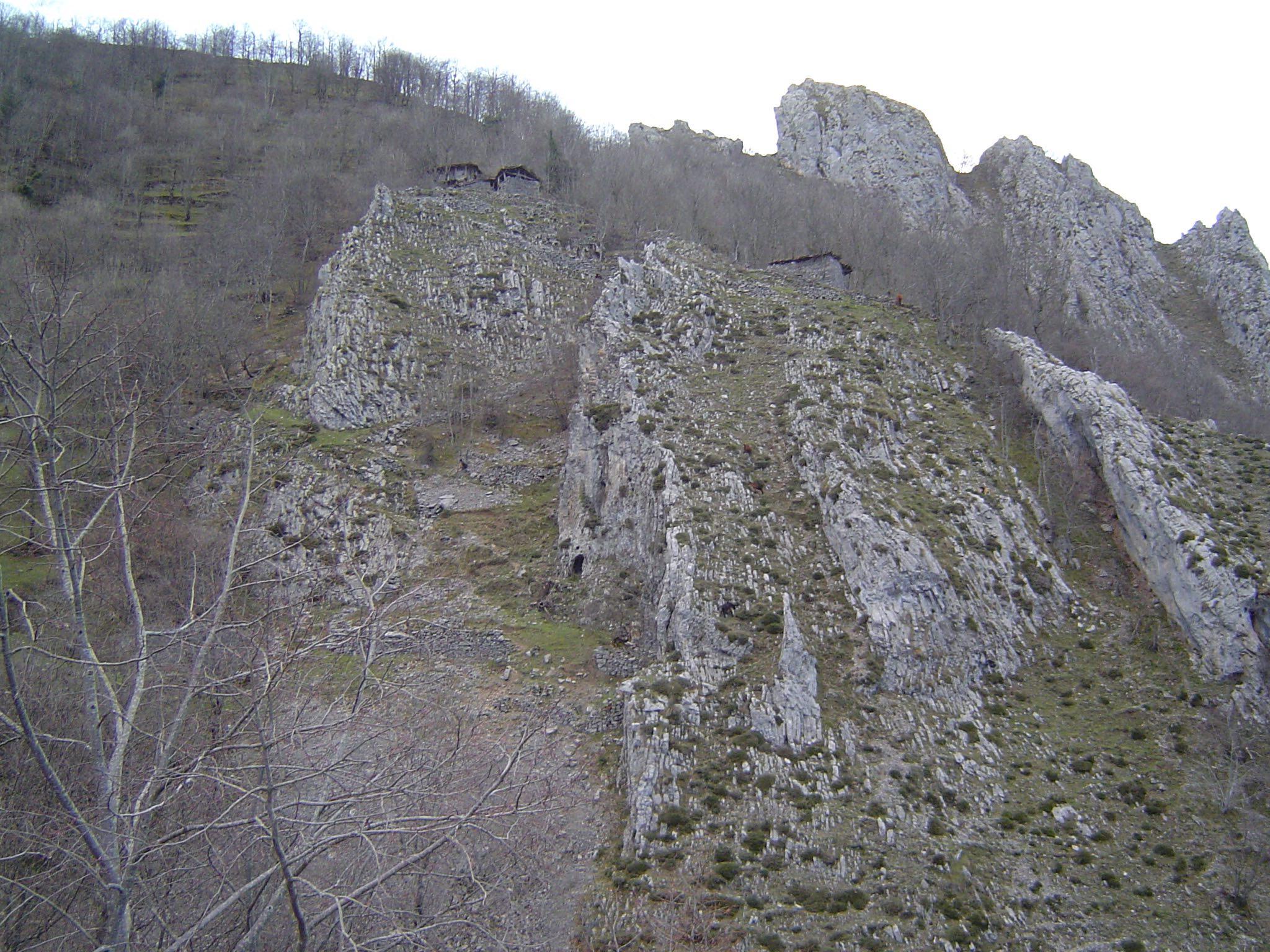 La Caviella, desde Belganza